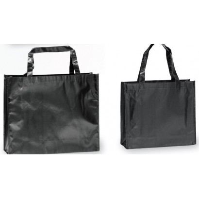 Bolsas TNT plastificadas negro