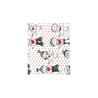 Bobina papel regalo diseño todo año S263