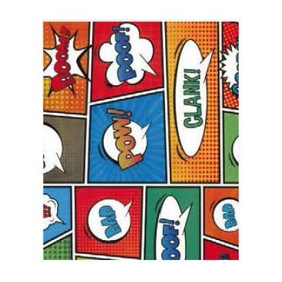 Bobina papel regalo diseño todo año S318