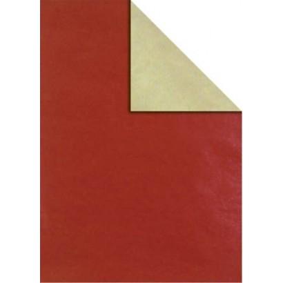 Bobina papel regalo bicolor B832