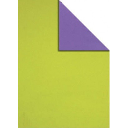 Bobina papel regalo bicolor B844