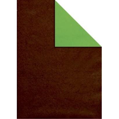 Bobina papel regalo bicolor B847