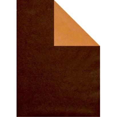Bobina papel regalo bicolor B849