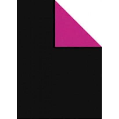Bobina papel regalo bicolor B855