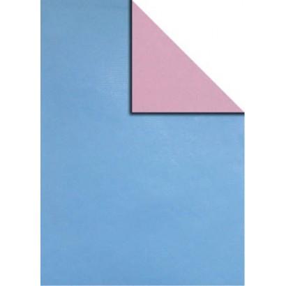 Bobina papel regalo bicolor B856