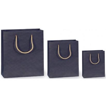 Bolsas de papel modelo ECO-NATUR asa cordón