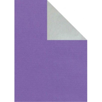 Bobina papel regalo bicolor B860