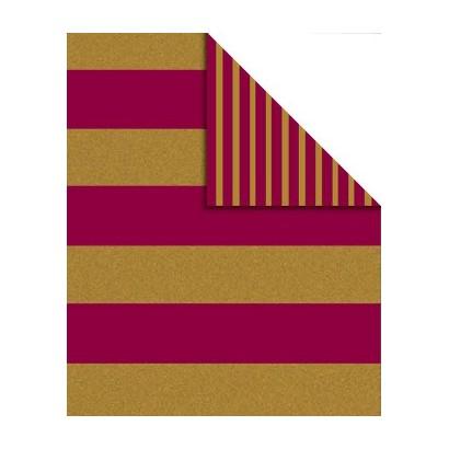 Bobina papel regalo bicolor B885