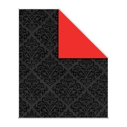 Bobina papel regalo bicolor B893