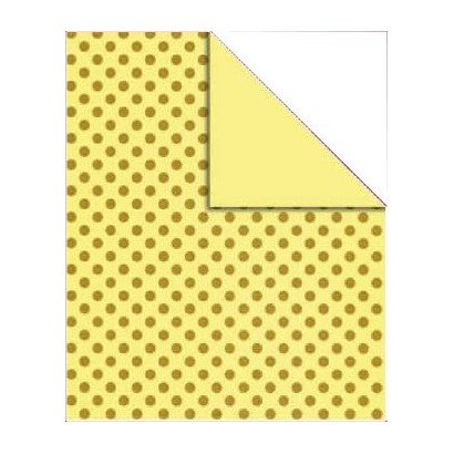 Bobina papel regalo bicolor B898