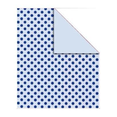 Bobina papel regalo bicolor B900