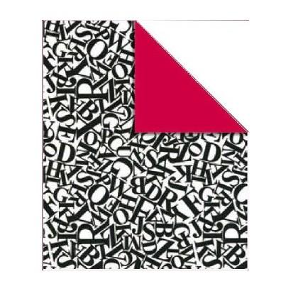 Bobina papel regalo bicolor B901