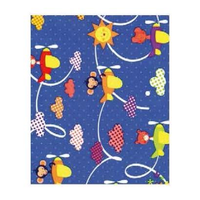 Bobina papel regalo infantil S308