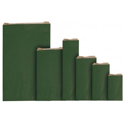 Sobres de papel eco verde con fuelle