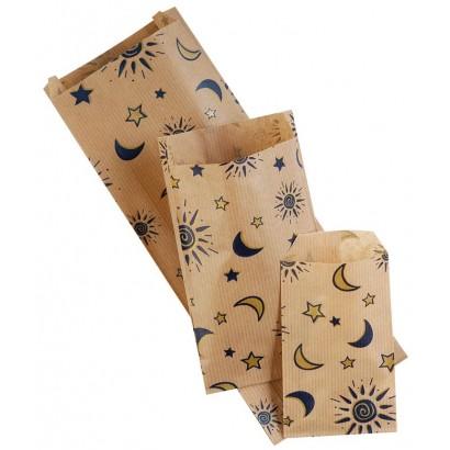Sobres de papel SOLES Y LUNAS kraft