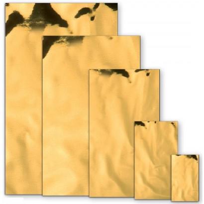Sobres metalizados brillo oro