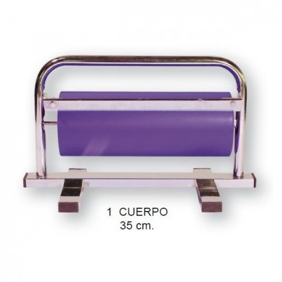 Dispensador de papel de regalo horizontal 35 cm