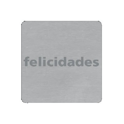 "Etiquetas adhesivas ""Felicidades"" SET-015"