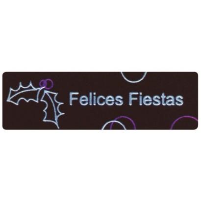 """Etiquetas adhesivas """"Navidad y Felices Fiestas"""" SET-1153"""
