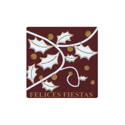 """Etiquetas adhesivas """"Navidad y Felices Fiestas"""" SET-852"""