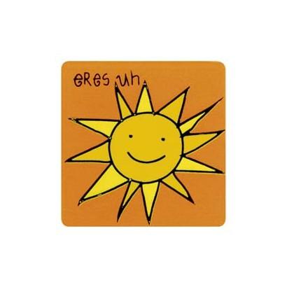 "Etiquetas adhesivas ""Eres un sol"" SET-042"