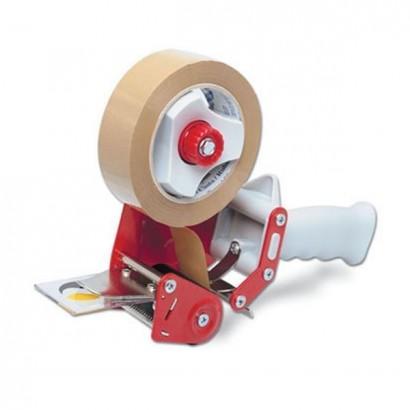 Kit de 6 rollos de cinta adhesiva + precintadora