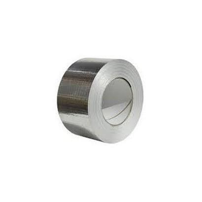 Cinta adhesiva de aluminio de 30 micras