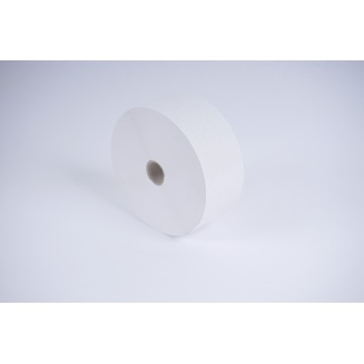 Papel engomado blanco
