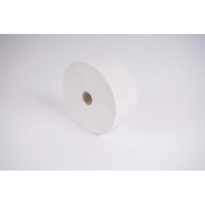 Papel engomado reforzado blanco