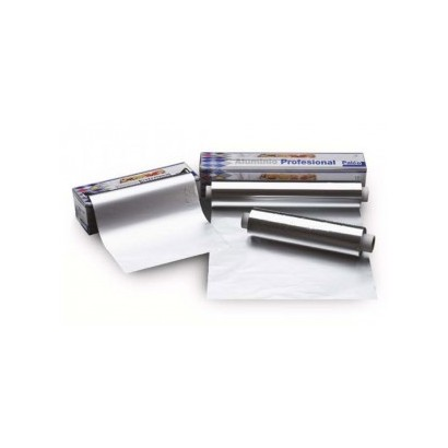 Rollo de aluminio de 30cm x 300mts