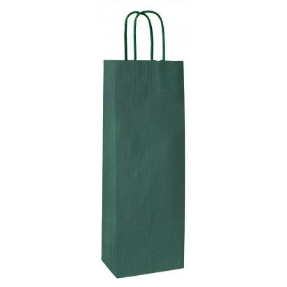 Bolsas para botellas modelo Somelier verde