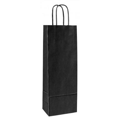 Bolsas para botellas modelo Somelier negro