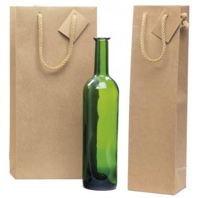 Bolsas para botellas modelo Lux Nature sin ventana