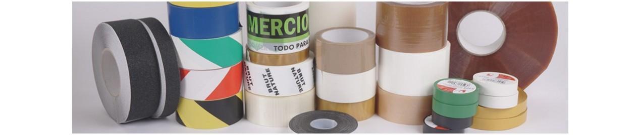 Cintas adhesivas de embalaje
