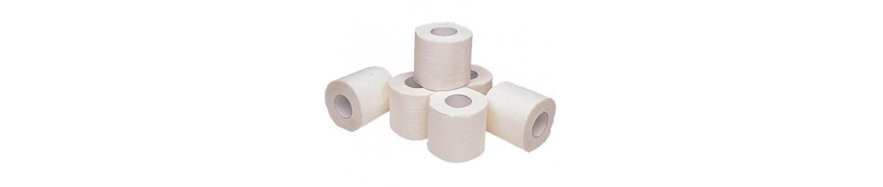 Papel de WC y dispensadores