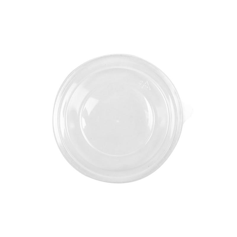 Envase redondo natural Kraft 500 ml