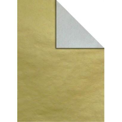 Bobina papel regalo bicolor...