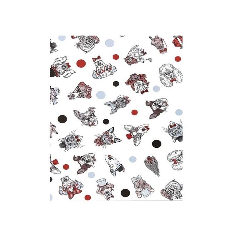 Bobina papel regalo diseño todo año S235
