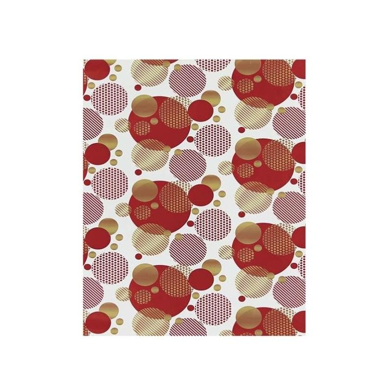 Bobina papel regalo diseño todo año SA0459
