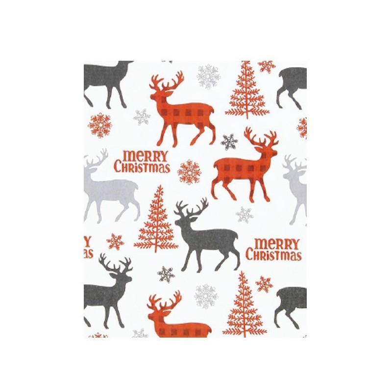 Bobina papel regalo diseño todo año SA0456