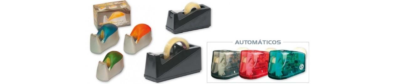 Dispensadores cinta adhesiva